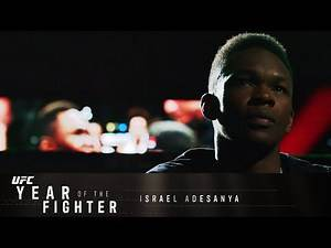 UFC Year of the Fighter: Israel Adesanya - Preview   UFC FIGHT PASS Original Series
