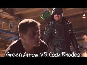 Arrow - 5x03 - Green Arrow Vs Derek Sampson (Cody Rhodes)
