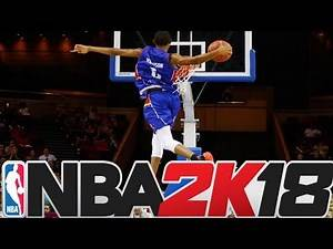 NBA 2K18 Roster - TERRANCE FERGUSON IS IN NBA 2K! UNREAL BOUNCE! PLAY AS THE 2017 Rookies!!! (PS4)