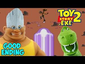 TOY STORY 2.EXE - GOOD ENDING | WOODY DEFEATED BUT HE IS TRULY GONE??