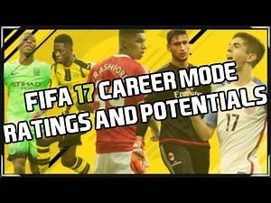 FIFA 17 CAREER MODE - BEST YOUNG PLAYERS!