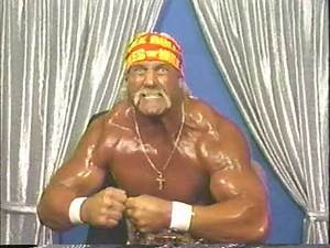 Hulk Hogan vs Genius Promo feat Mean Gene