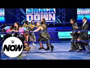 SmackDown Tag Team Title Fatal 4-Way Match announced for WWE Money In The Bank: WWE Now