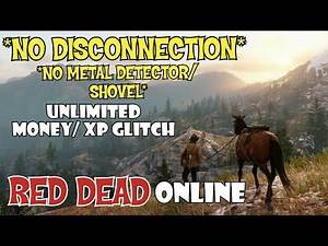 *NO CLOSING APP/ DISCONNECT* MONEY XP GLITCH - RDR2 ONLINE - RED DEAD ONLINE - RED DEAD REDEMPTION 2