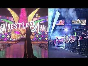 Top 10 WrestleMania Stage Designs