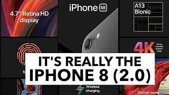 Everything you NEED to know about the NEW iPhone SE (2nd Generation) in 6 minutes