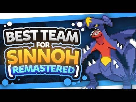 Best Team for Sinnoh (Remastered)