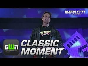 Roddy Piper Crashes the Impact Zone (October 8, 2004) | Classic IMPACT Wrestling Moments