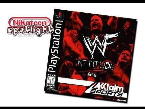 Spotlight Video Game Reviews - WWF Attitude (Playstation)