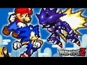 SUPER MARIO BROS Z GAME!?! | Super Mario Bros Z - The Game [Ver 0.79]