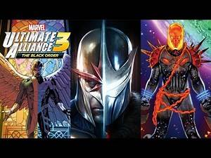 Marvel Ultimate Alliance 3 - My Top 10 Characters I Want For DLC