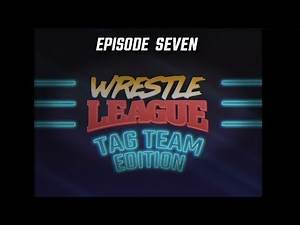 WWE 2K17 | Wrestle League Tag Team Edition : Ep 7 | #PS4