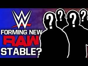 WWE Forming New Stable On Raw? | IMPACT Wrestling Tease Major Backstage Signing