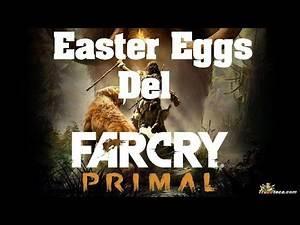 Far Cry Primal - Los mejores Easter Egg