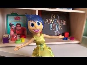 Joy Doll- Inside Out - Takara Tomy Toys
