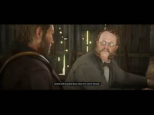 Red Dead Redemption 2 - PS4 - Stranger Mission #1 - The Noblest of Men, and a Woman