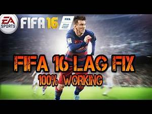 How to Reduce Lag in FIFA 16 & 17 UPDATED || Works for FIFA 17