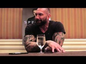 Dave Bautista Talks Love of Mexico and Wrestler Rey Mysterio