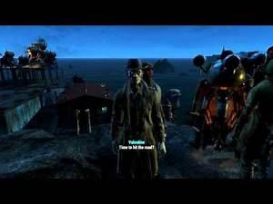 Fallout 4- Companion Swap Unique Dialogues (Cait)