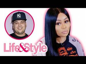 """Blac Chyna Comments on Rob Kardashian's Recent Weight Loss: """"Go Rob!"""""""
