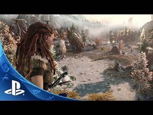 Horizon Zero Dawn - Paris Games Week 2015 Horizon Gameplay Walk Through Video | Exclusive to PS4