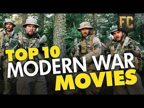 Top 10 Modern War Movies | Good Movies to Watch About Modern Warfare | Flick Connection