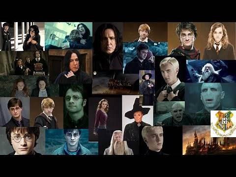 Professor Snape (Harry Potter Song) - Shane Blair (lyrics)
