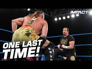 Rob Van Dam vs Tommy Dreamer: LAST TIME EVER! | IMPACT! Highlights May 24, 2019