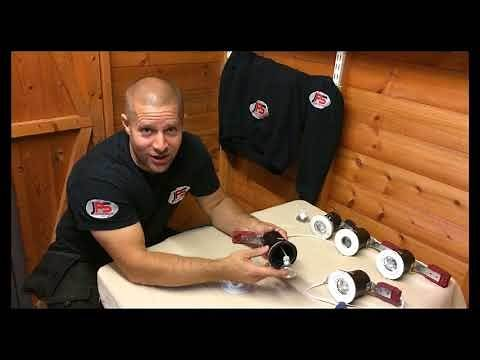 How To replace a bulb in a recessed downlight - Your local Electrician