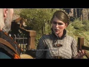 Witcher 3 ★ Spoiled Brat Rosa Var Attre ★ Fencing Lessons