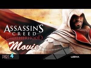 ♛Assassin's Creed: Brotherhood [Desmond Miles's Story] HD - Episode: 4 / 12