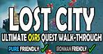 [OSRS] Lost City Quest Guide for Pures on Old School RuneScape