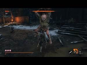 Sekiro - Chained Ogre [Enemies Die Twice Mod] No Damage