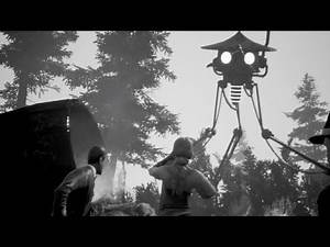 War of the Worlds 1913 - Short & Very Stylish Video Game Remake of H.G. Wells' War of the Worlds!
