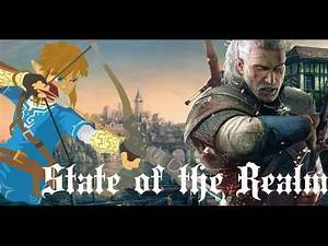 Zelda Wii U VS Witcher 3 VS Skyrim? - State of the Realm