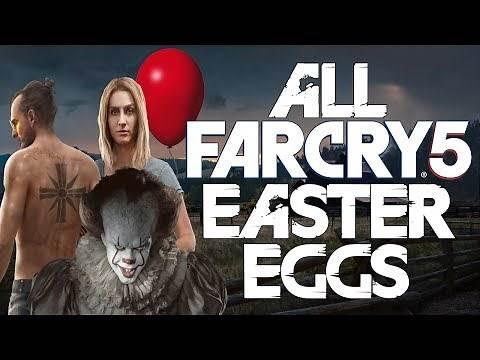 All Far Cry 5 Easter Eggs & Secrets