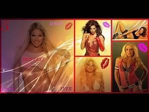 Top 5 Hottest WWE Divas