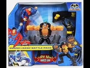 Batman & Superman smash and Bash Bane