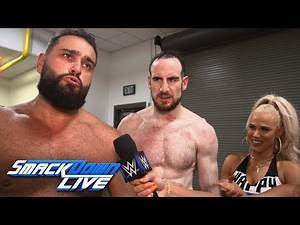 Rusev Day is ready for WWE Hell in a Cell: SmackDown Exclusive, Sept. 11, 2018
