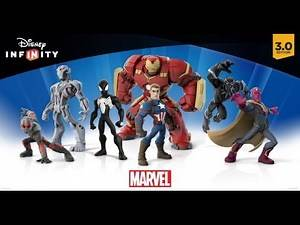 New Disney Infinity Marvel Characters and More Confirmed