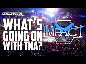 What's Going ON With TNA? Latest Backstage News On IMPACT WRESTLING