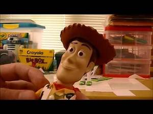 Toy Story Talking Buzz Lightyear and Woody Action Figures Review