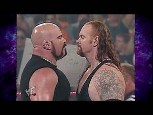 Undertaker vs. Albert ( Intercontinental Title Match ) Raw 07/02/01
