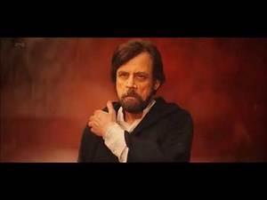 Star Wars The Last Jedi Steals Ending of Escape From LA Kylo Ren Vs. Luke Skywalker Fight Scene 8