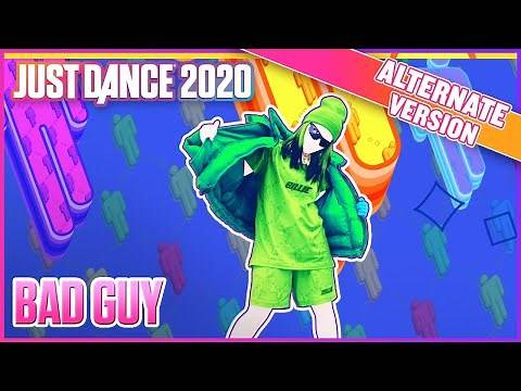 Just Dance 2020: bad guy (Alternate) | Ubisoft [US]