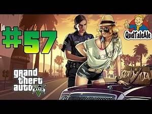 Grand Theft Auto V - GTA 5 - Gameplay #57 - Un inferno di fuoco