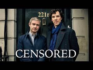 SHERLOCK | Unnecessary Censorship | Try Not To Laugh