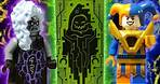 LEGO NEXO KNIGHTS THE MOVIE PART 6 - TRAILER - THE TECH INFECTION
