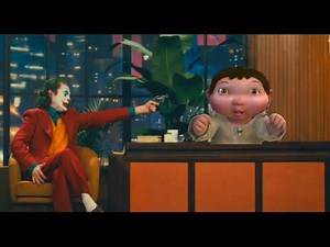 Ice Age Baby gets what he deserved (Joker 2019)