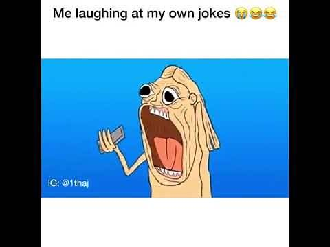 ME LAUGHING AT MY OWN JOKES | TIKTOK TRY NOT TO LAUGH | VIRAL VIDEO| CORONA MEMES RELIEVE